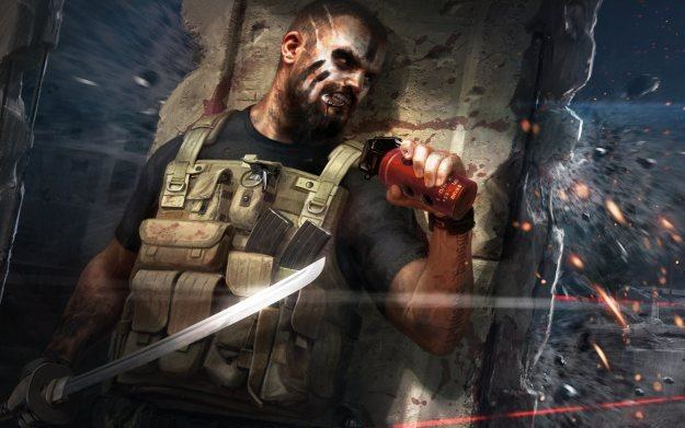 World of Mercenaries - motyw graficzny /Informacja prasowa