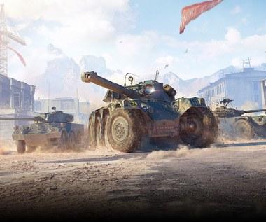 World of Tanks 1.4 - wrażenia z gry