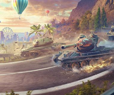 World of Tanks Blitz bardziej brudny, mokry i realistyczny