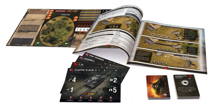 World of Tanks: Gra Figurkowa /materiały prasowe