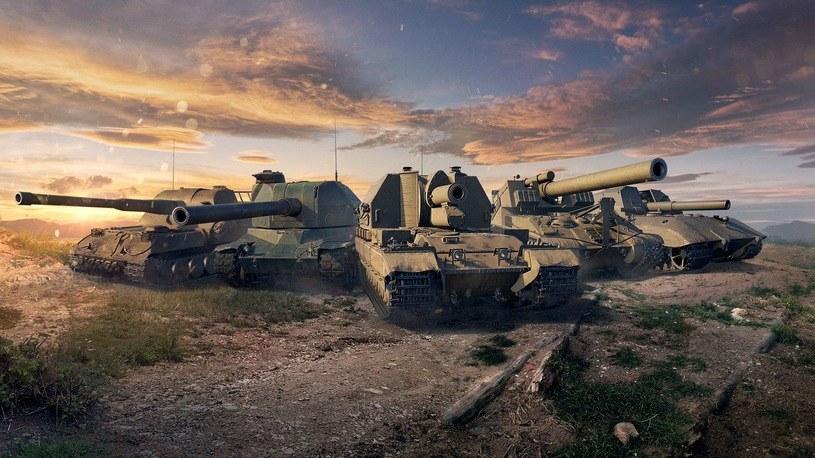 World of Tanks / mat prasowe /Informacja prasowa