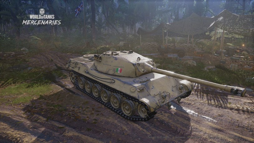 World of Tanks: Mercenaries - włoski czołg średni VIII tieru /materiały prasowe