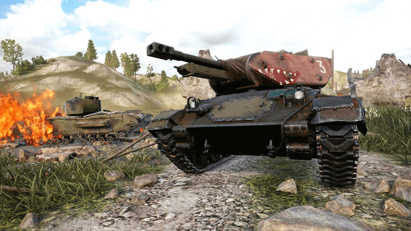 World of Tanks: Mercenaries /materiały prasowe