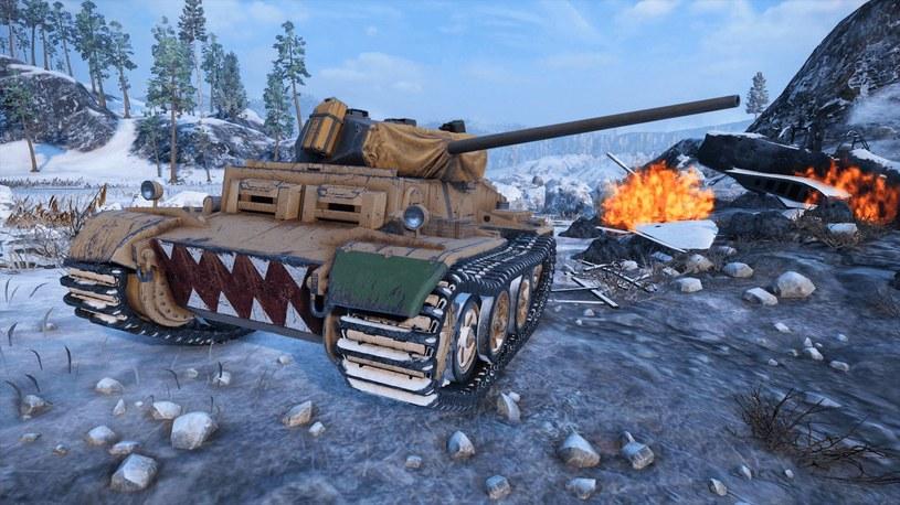 World of Tanks: Mercenaries /materiały prasowe