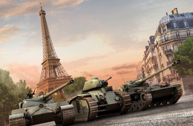 World of Tanks /materiały prasowe