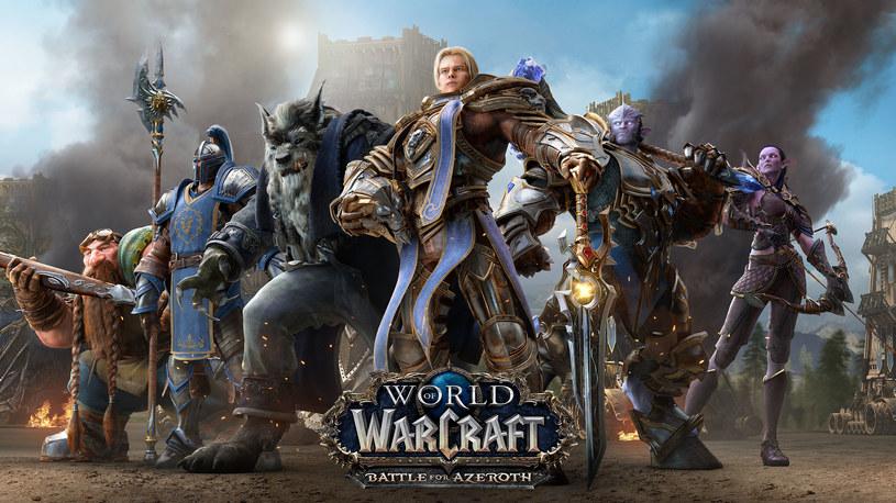 """""""World of Warcraft: Battle for Azeroth"""" /materiały prasowe"""