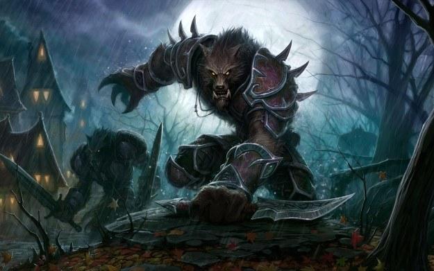 World of Warcraft: Cataclysm - motyw graficzny /Informacja prasowa