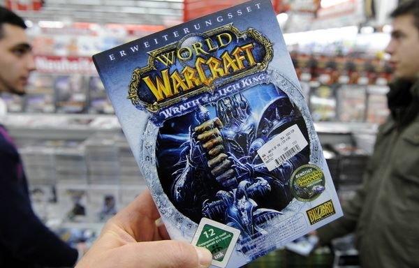 World of Warcraft, choć od tylu lat na rynku, wciąż potrafi zaskakiwać /AFP
