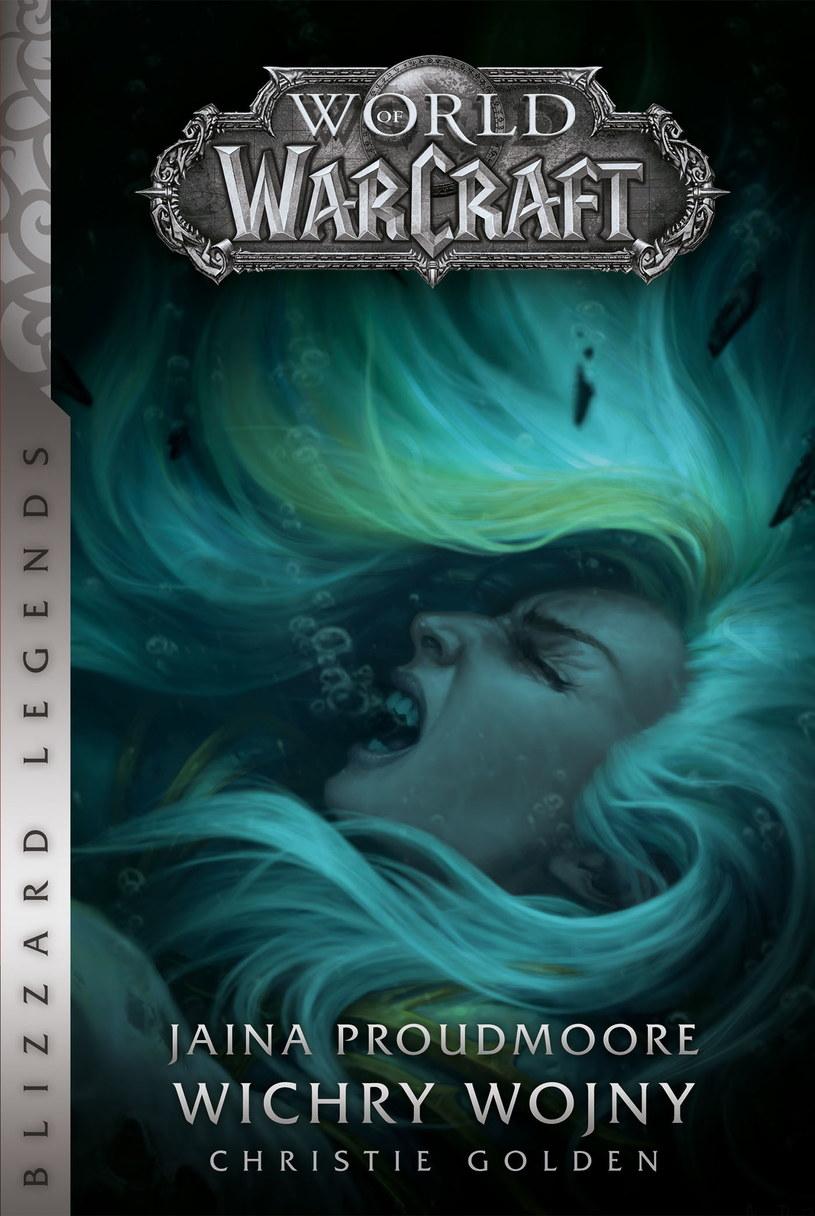 World of Warcraft: Jaina Proudmoore. Wichry wojny /materiały prasowe