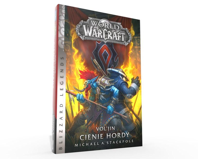 World of Warcraft: Vol'jin. Cienie hord /materiały prasowe