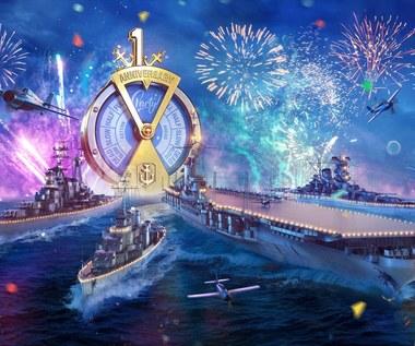 World of Warships Blitz świętuje pierwszy rok na mobilnych morzach i oceanach