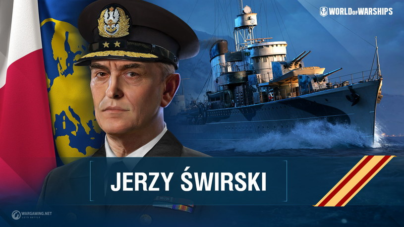 World of Warships - Jerzy Świrski /materiały prasowe