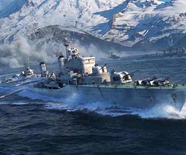"""World of Warships: W grze pojawia się historyczny krążownik """"Gryf"""" pod dowództwem Jerzego Świrskiego"""