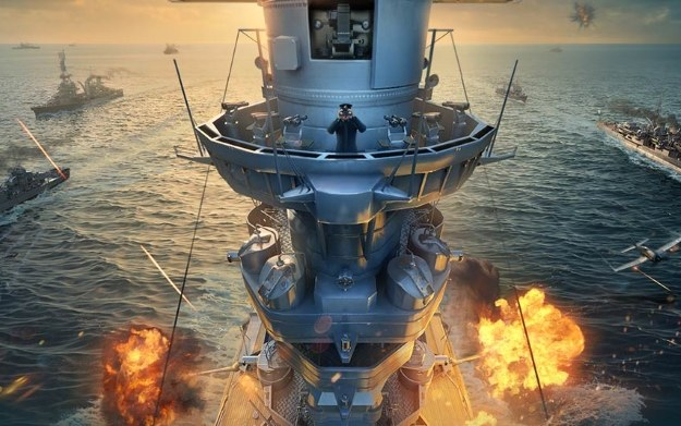 World of Warships /materiały prasowe