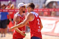 World Tour w siatkówce plażowej. Kantor i Łosiak w półfinale