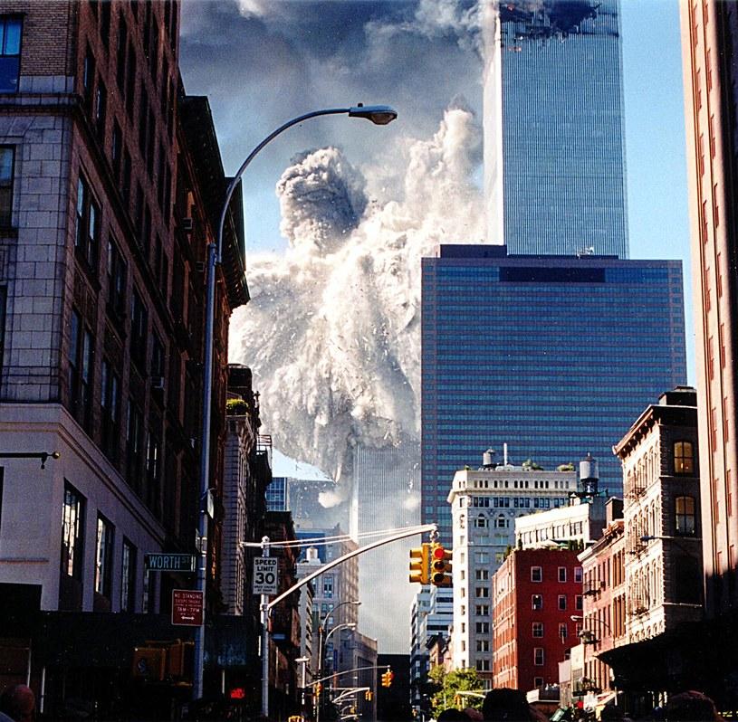 World Trade Center. 11 września 2001 r. /AFP