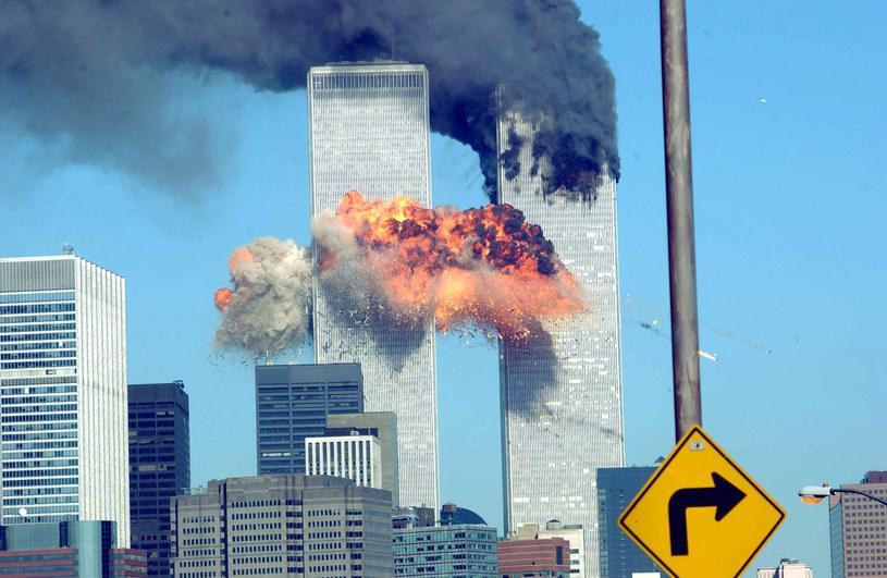 World Trade Center 11 września 2001 roku /Spencer Platt /Getty Images