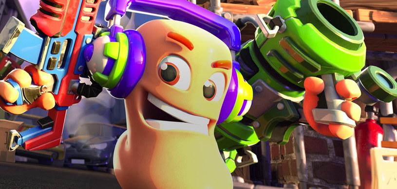 Worms Rumble /materiały prasowe