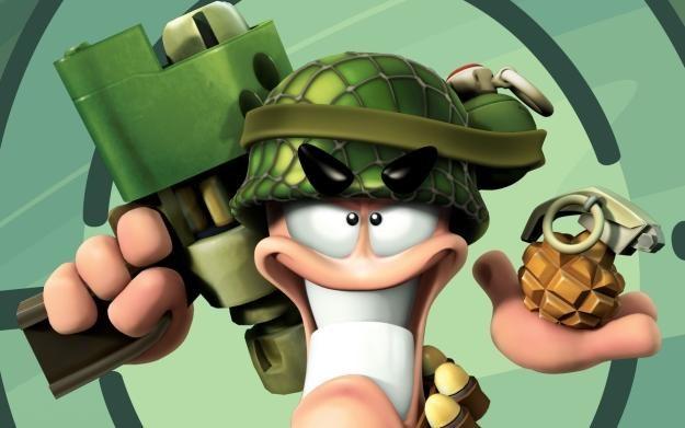 Worms Ultimate Mayhem - motyw graficzny /Informacja prasowa