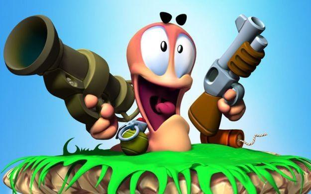 Wormsy zagrają w golf na PC i PlayStation 3? /Informacja prasowa