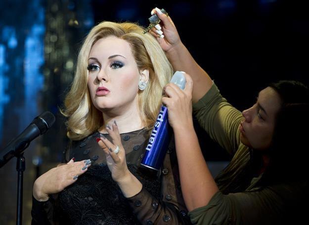 Woskowa Adele: Ostatnie poprawki - fot. Ben A. Pruchnie /Getty Images/Flash Press Media