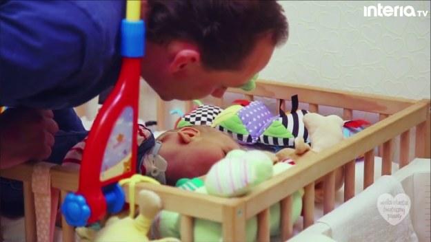 WOŚP wspiera dziecięce hospicja /INTERIA.PL