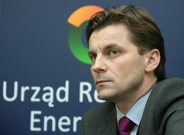 Woszczyk Marek, prezes URE. Fot. Jacek Waszkiewicz /Reporter