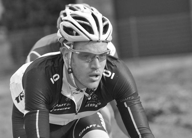 Wouter Weylandt zginął na trasie 3. etapu Giro d'Italia /PAP/EPA