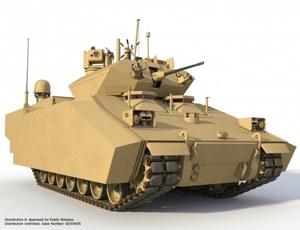 Wóz bojowy z napędem hybrydowym - oto przyszłość armii