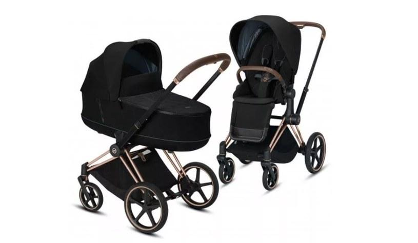 Wózek wielofunkcyjny posłuży dziecku nie tylko w okresie niemowlęctwa, ale również później, gdy nieco podrośnie /materiały promocyjne