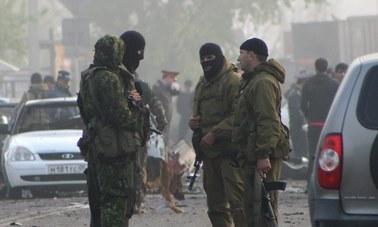Woził terrorystów autem. Szef policji zamieszany w zamachy w Moskwie