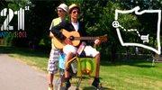 Wózkiem sklepowym na Przystanek Woodstock 2015