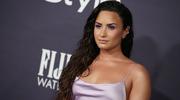 Wpadka Demi Lovato na lotnisku