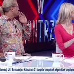 Wpadka w programie TVP prowadzonym przez Jakimowicza i Ogórek. To poszło na wizji!