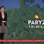 Wpadka w TVP Info: Gdzie leży Paryż?