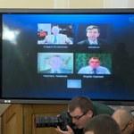 Wpadki techniczne na konferencji ekspertów Macierewicza