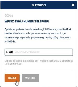 wpisznumertel /INTERIA.PL