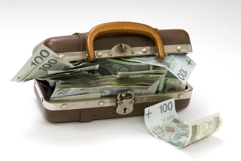 Wpłaty oscylowały koło 100 tys. złotych; zdj. ilustracyjne /Marek Jaskiewicz /East News