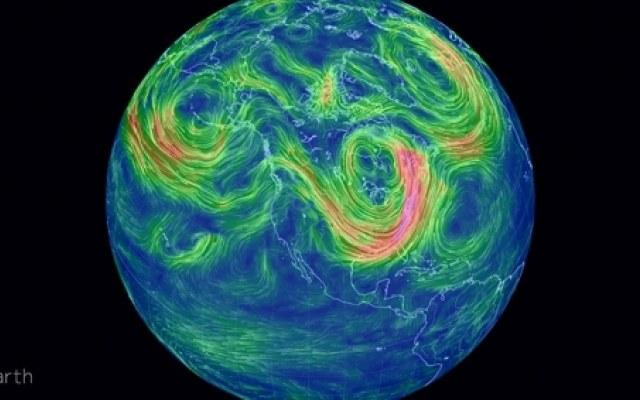 Wpływ gigantycznych wirów na ziemski klimat jest jeszcze nieustalony /NASA