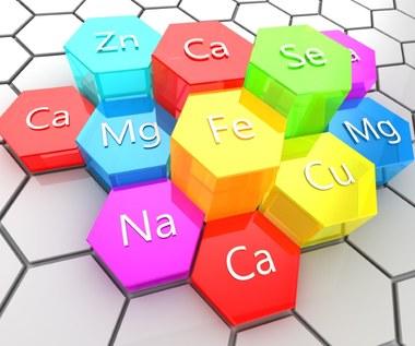 Wpływ minerałów na nasz organizm