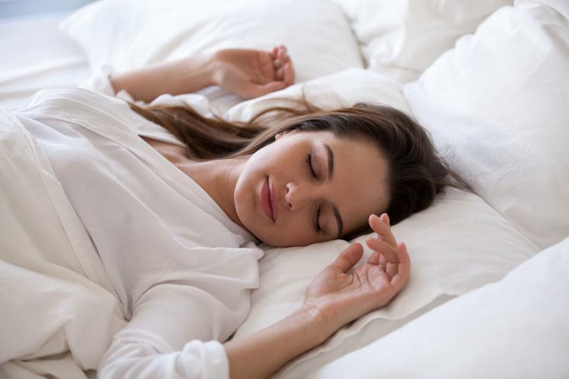 Wpływ snu na zdrowie /©123RF/PICSEL