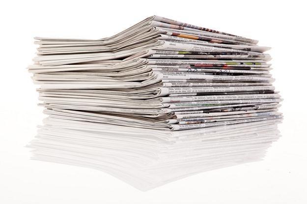 Wpływy reklamowe polskich gazet wyniosły 184,86 mln zł, co oznacza spadek o 13,2 proc. /© Panthermedia