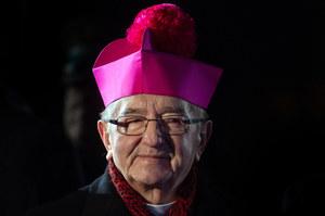 """""""Wprost"""": Abp Leszek Sławoj Głódź pod specjalną obserwacją Watykanu"""