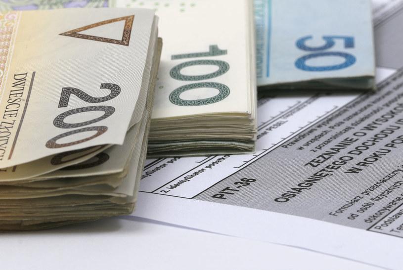 Wprowadzenie jednolitego podatku byłoby okazją, żeby stopę opodatkowania PKB zwiększyć /123RF/PICSEL