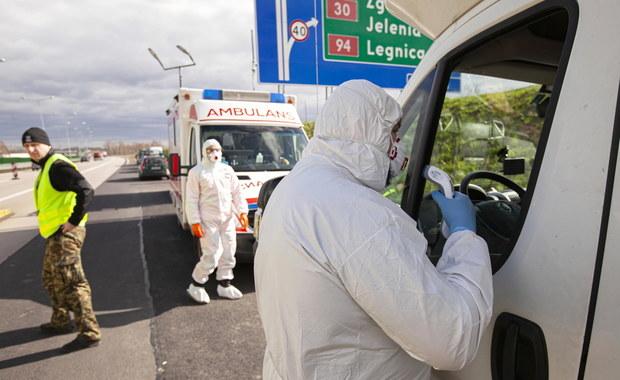 Wprowadzono stan zagrożenia epidemicznego w Polsce. Nie żyje druga ofiara koronawirusa  [RELACJA 13 marca]
