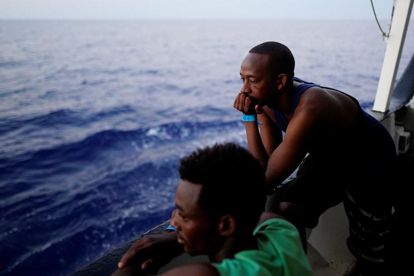 Wracają unijne propozycje obowiązkowego rozdziału migrantów /REUTERS/Juan Medina /Agencja FORUM
