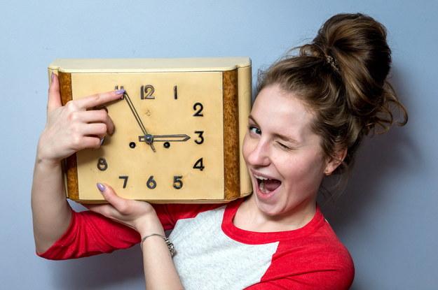 """Wracamy do czasu zimowego. """"Najważniejszy jest zegar biologiczny"""""""