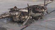 Wrak amerykańskiego bombowca przekazano do Muzeum Lotnictwa Polskiego
