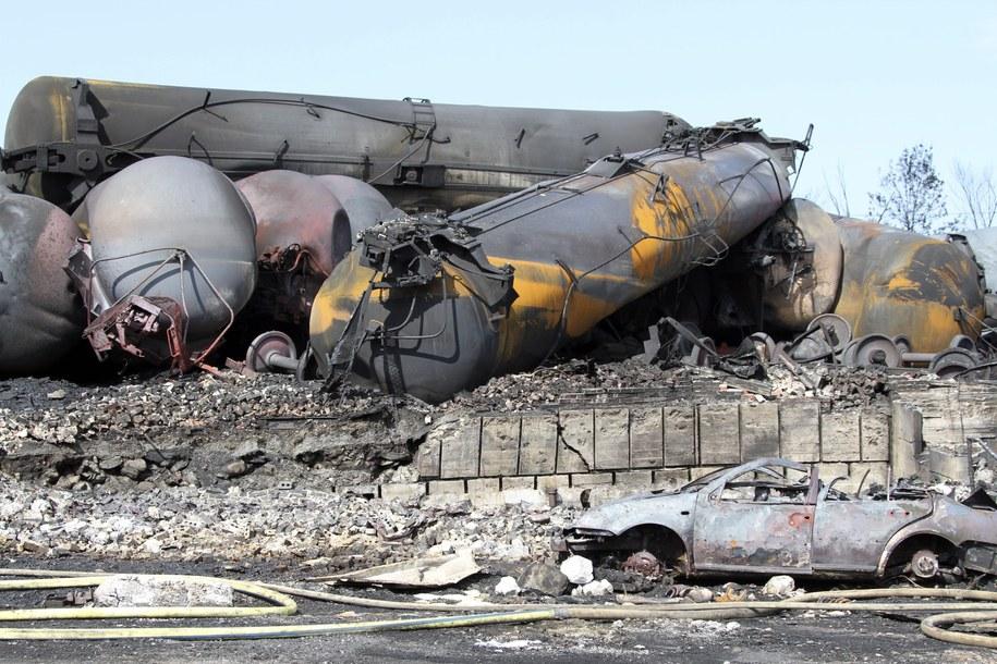 Wrak pociągu / SQ / HANDOUT    /PAP/EPA