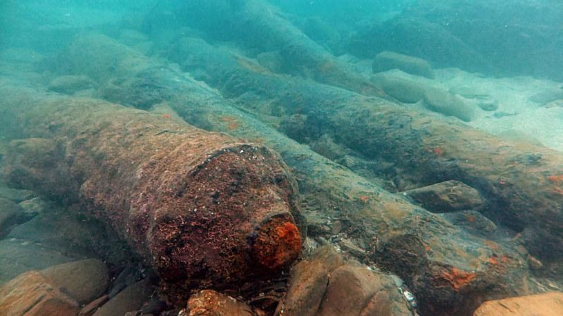 Wrak Schiedam skrywa jeszcze wiele tajemnic /Fot. Cornwall Maritime Archaeology /materiały prasowe